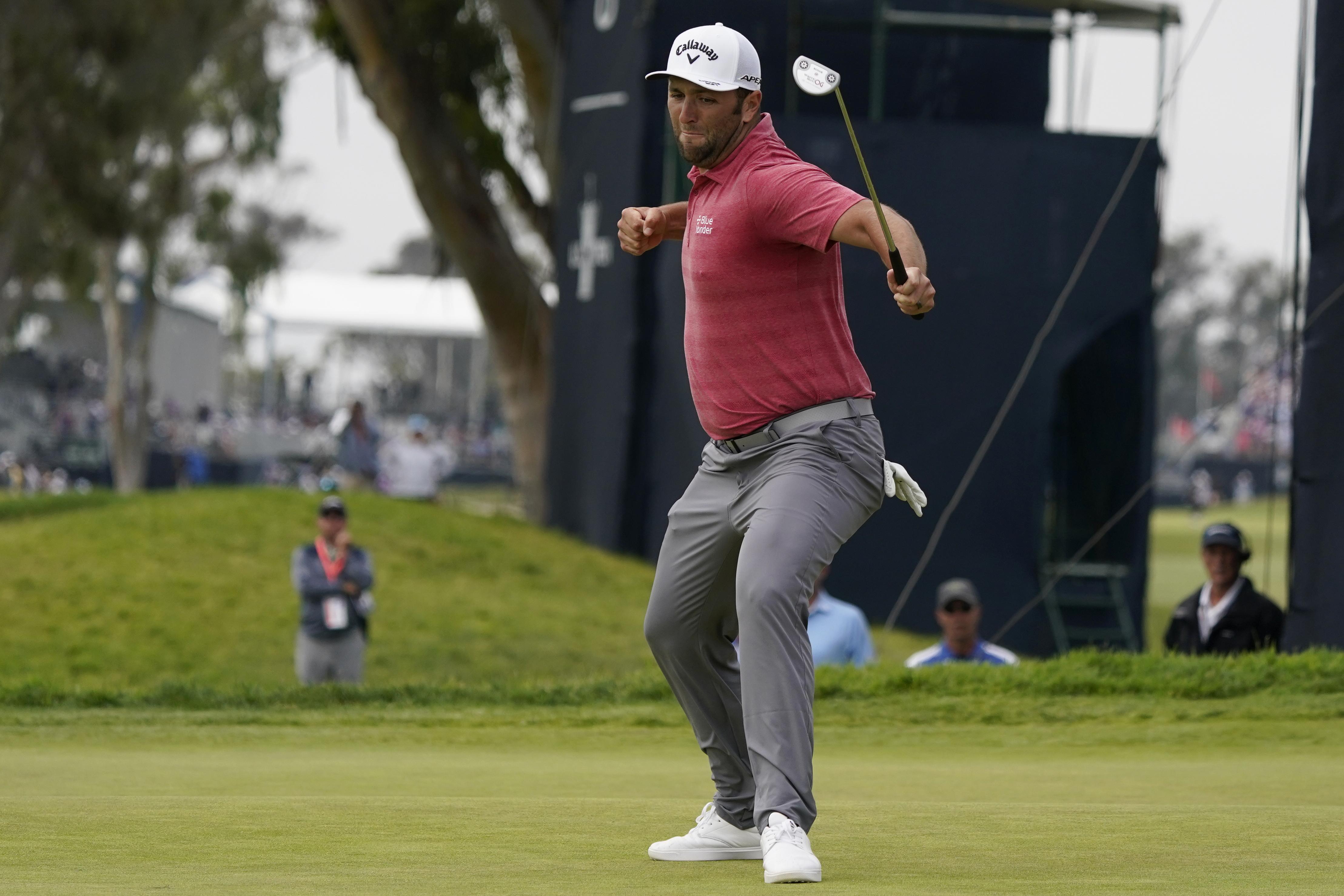 Spain S Jon Rahm Wins U S Open For First Career Major Championship The Washington Post