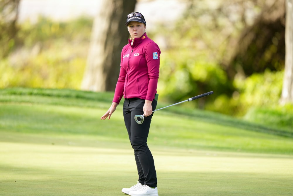 U S Women S Open Tee Times Second Round At Olympic Club