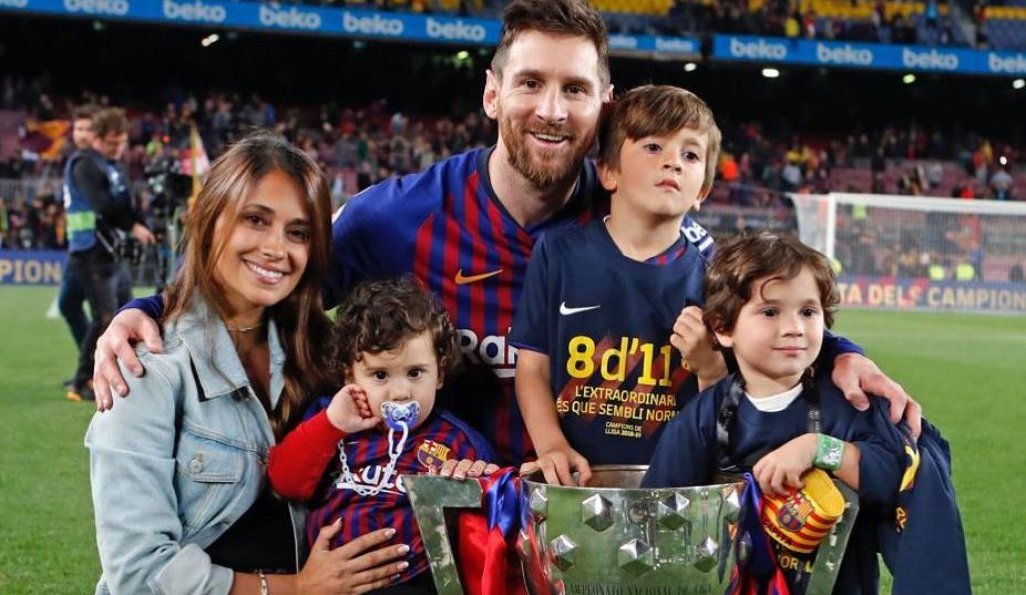 Inside Lionel Messi S Relationship With His Wife Antonella Roccuzzo Thenetline