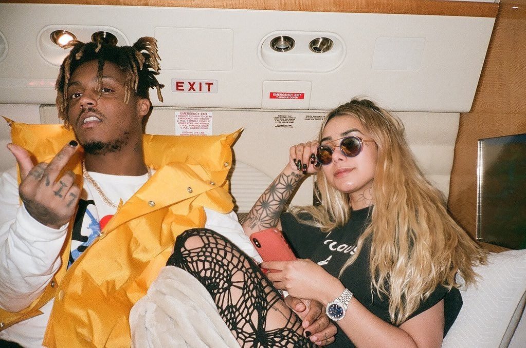 Juice Wrld S Ex Girlfriend Says He Promised To Stay Alive For Me As Full Extent Of Crippling Drug Hell Is Exposed