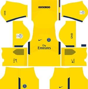 Download 512x512 Dls Psg Team Logo Kits Urls